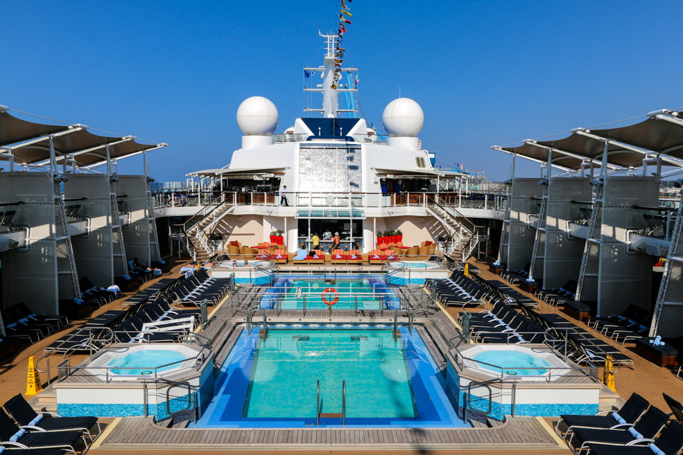 Holy Land Cruise - Celebrity Silhouette Review - Cruise Critic