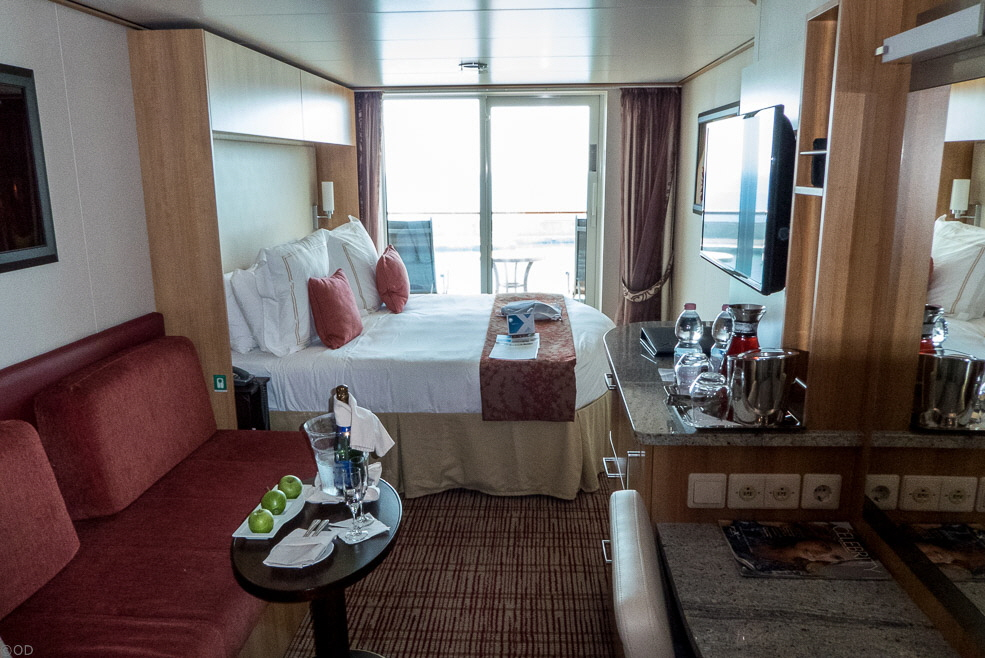 Celebrity Reflection Stateroom 1511