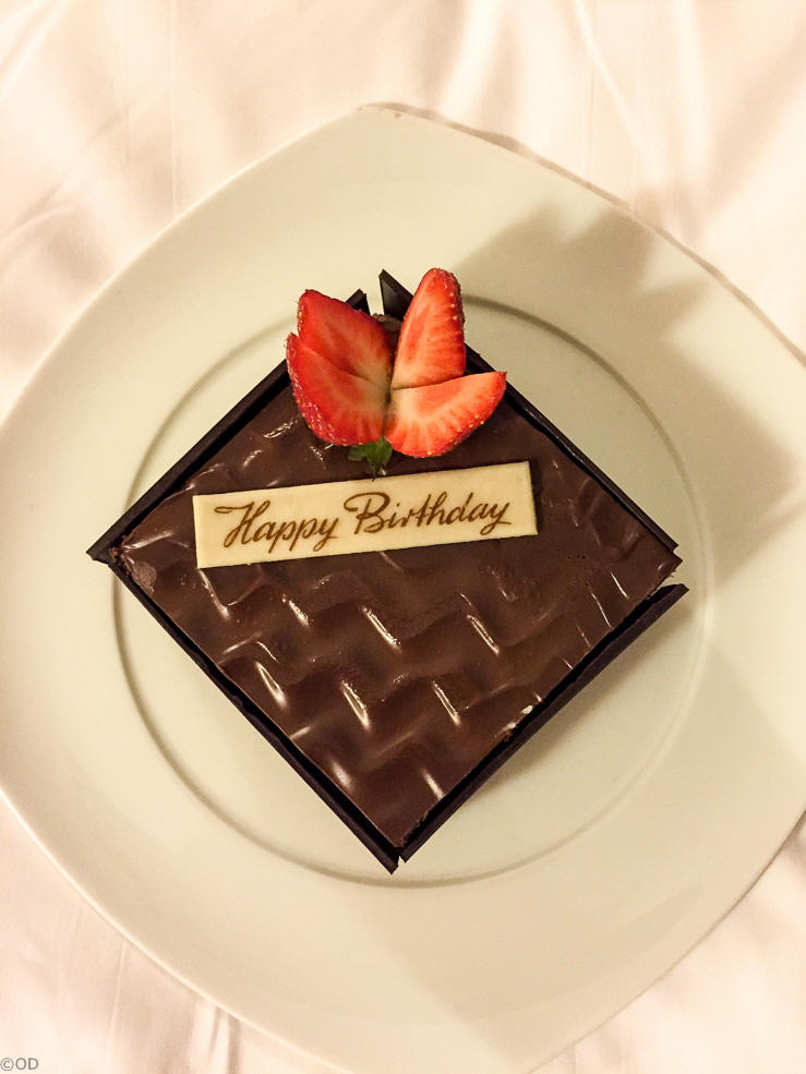 Celebrity Reflection Birthday